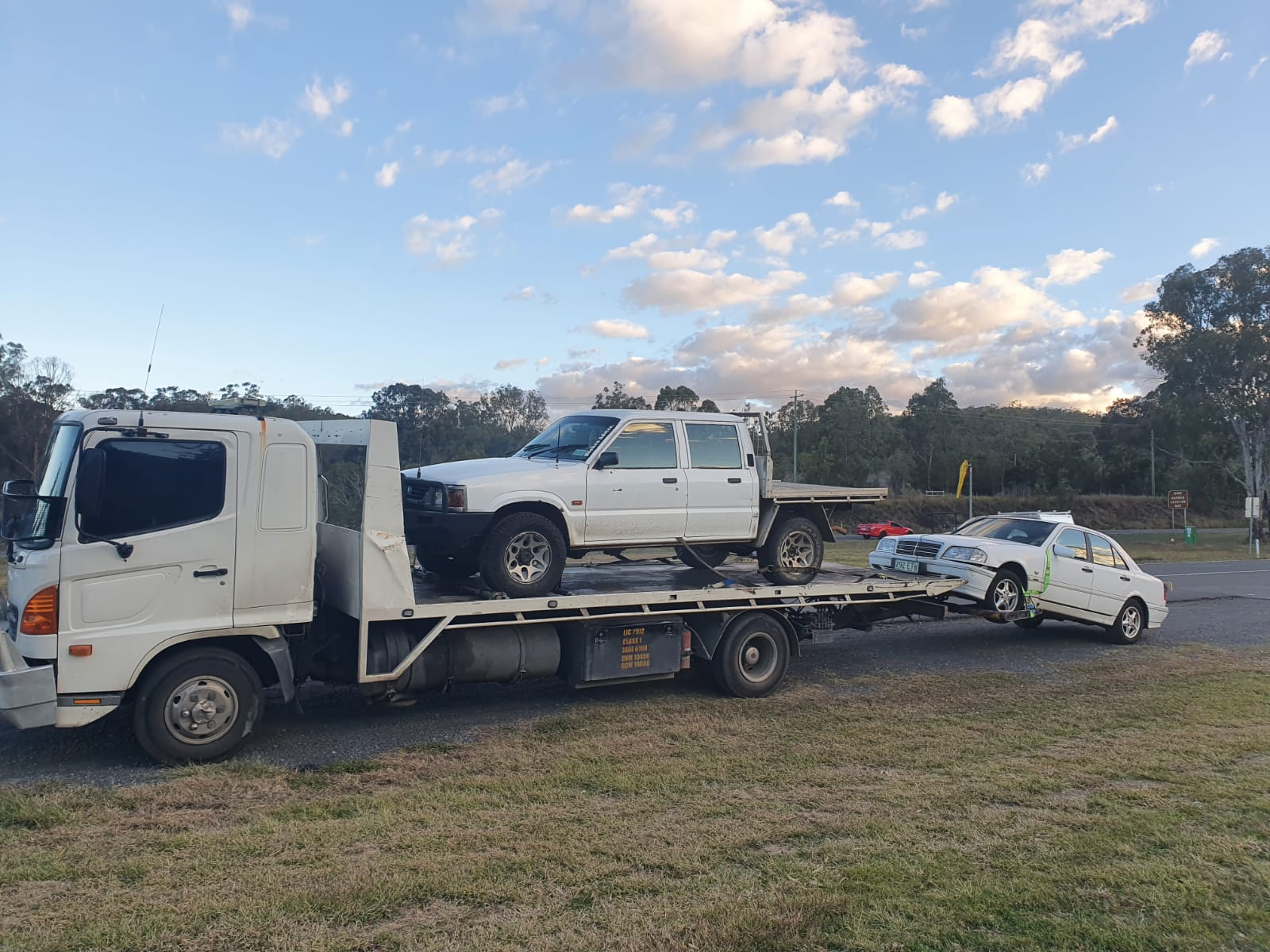 car removal company in Albany